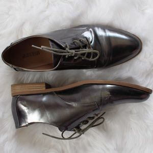 Pewter Oxfords